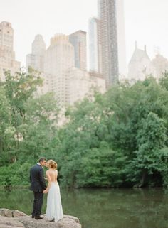 Taylor + James ~ A New York City Engagement Session Bahahaha that already said Taylor and James totally coincidence
