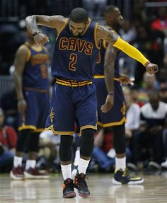 ATLANTA (AP) — LeBron James and Kyrie Irving had their usual stellar performances. Kevin Love came up big, too. But when Channing Frye turned in the best playoff game of his career, the Atlanta Hawks didn't have a chance.…
