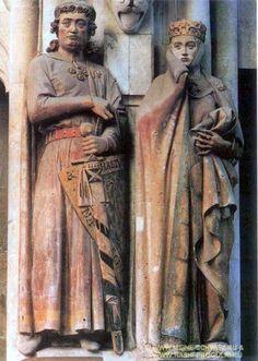 Balto-Slavica > Донаторы наумбургского собора