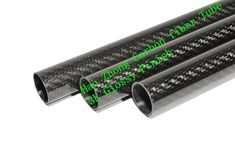 1-10 pcs 22MM ODx 20MM ID Carbon Fiber Tube 3k 500MM Long with 100% full carbon,(Roll Wrapped) Quadcopter Hexacopter Model 22*20