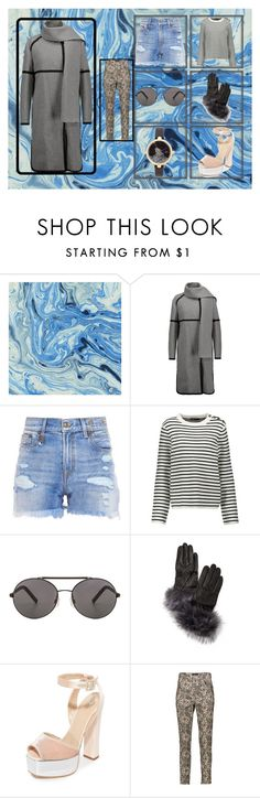 """""""STREAM MODELS"""" by cate-jennifer ❤ liked on Polyvore featuring Belstaff, R13, Maje, Seafolly, Kate Spade, Giuseppe Zanotti and Isabel Marant"""
