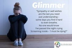 Glimmer - Poem About Living With Chronic Pain - Amazing poem that describes what it's like to live with chronic pain. Lupus Quotes, Migraine Quotes, Chronic Pain Quotes, Fibromyalgia Quotes, Chronic Fatigue Symptoms, Chronic Illness, Poems About Struggle, Always Quotes, Quotes About Hard Times