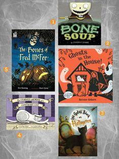 10 Great Halloween Books