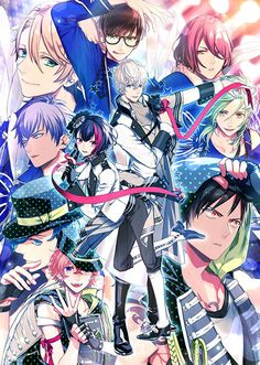 "Crunchyroll - VIDEO: Takanori Nishikawa (T.M.Revolution) Produces ""B-Project"" Featuring Male Idol Units"