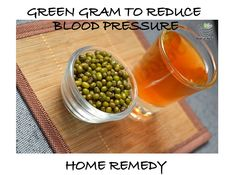 Green gram to reduce blood pressure - Home remedy – Bowl of Herbs