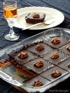 """Food for thought: """"Τα ναυτικά"""" Food For Thought, Sweet Recipes, Tiramisu, Christmas Time, French Toast, Deserts, Food And Drink, Pie, Ice Cream"""