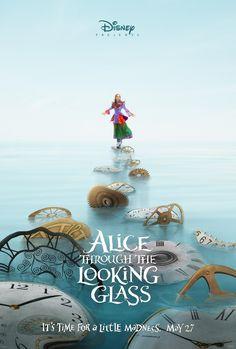 Alice Through the Looking Glass (2016) 魔境夢遊:時光怪客
