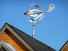 Energy Ball, wind turbine