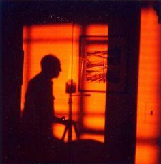 Andre Kertesz, Polaroid Self-Portrait Photographer Self Portrait, Self Portrait Photography, History Of Photography, Artistic Photography, Color Photography, Street Photography, Urban Photography, White Photography, Andre Kertesz