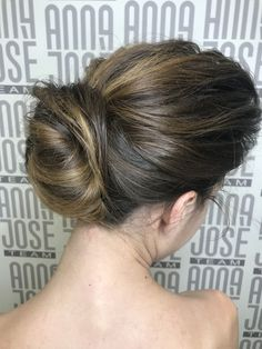Acconciatura Hair Updo, Up Hairstyles, Updos, Anna, Ear, Hair Dos, Hairstyles, Updo, Party Hairstyle
