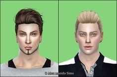 Sims 4 CC's - The Best: Sims by O Meu Mundo Sims