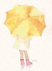 Chihiro Iwasaki (watercolor)