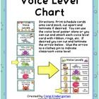 This voice level chart is the perfect complement to your ocean themed classroom!  It includes one full page poster will all of the voice levels ind...