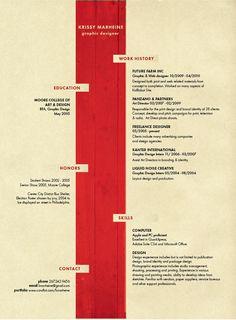 my resume   www.krissythedesi...
