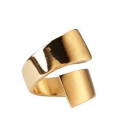 FOREVER 21 Spiral Ring