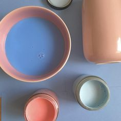 The #ColoroftheYear for 2016 is #RoseQuartz and #Serenity pantone Rose Quartz et Serenity Photo © @clematc