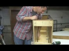 How To Build Your Own Kitchen Cabinets: Part 6b - YouTube | End ...