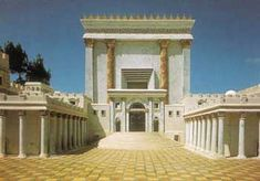 The Second Temple   Jewish Virtual Library