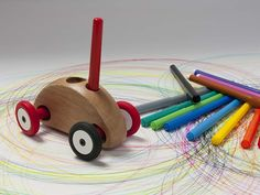 Drawing with Creative Class: Finger Car