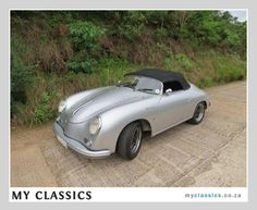1980 VW Porsche Speedster Replica classic car
