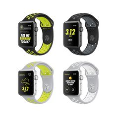 Cheap strap band, Buy Quality band strap directly from China for apple watch Suppliers: For Apple Watch Strap Nike + Series 2 New Silicone Sports Band Strap Band for iWatch Band Correa Bracelet Apple Watch Iphone, Apple Watch 2016, Apple Watch Nike, Apple Watch Series 2, Nike Sportswear, Air Jordan, Nike Watch, Sport Armband, Apple Watch Bands 42mm