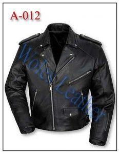 Jaket Kulit Pria Model Changcuters  Material  Kulit domba dan sapi 100%  Asli bef0d4d176