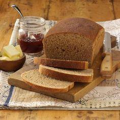 Honey Whole Wheat Loaves