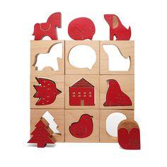 Wooden Shape Matching Game Version 1 #makeitworkstudio #madeinhongkong #shapematching #inprogress #new #2017 #woodworking #designedinhongkong #handmade
