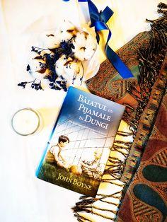 Recenzie carte: Băiatul cu pijamale în dungi de John Boyne – My Books, Reading, Reading Books