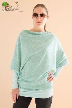 "Freebook - ""Square Shirt"" - Shirt - Romy Nähwerk - New Ideas Crochet Pullover Pattern, Crochet Bracelet Pattern, Finger Crochet, Wire Crochet, Wire Jewelry Patterns, Purple Braids, Knit Baby Dress, Crochet Baby Clothes, Diy Clothes"