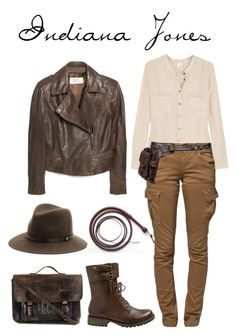 Designer Clothes, Shoes & Bags for Women Aesthetic Women, Aesthetic Clothes, Safari Costume Women, Indiana Jones Halloween Costume, Character Inspired Outfits, Disney Bound Outfits, Casual Cosplay, Steampunk Costume, Friend Outfits