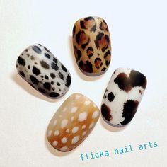 SAORI NAKAGAWA @flickanail #nail#nailart#nai...Instagram photo   Websta (Webstagram)