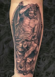 lucifer tattoo