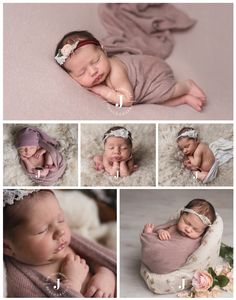 Newborn photography session by Jen Jacobowitz Photography | Richmond, VA