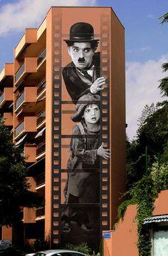 Patrick Commecy CooL street Graffiti Urban art