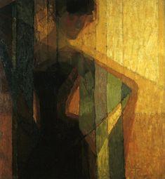 """""""Plans par couleurs"""" (Planos a través de colores) 1910-1911. En este cuadro, Kupka aplica su 'teoría de los planos' : el volumen se descompone en planos coloreados y geométricos."""