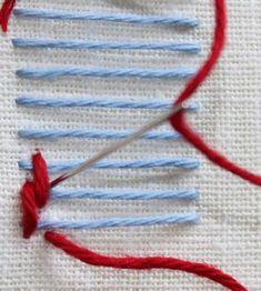 Burden stitch