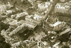 Once Upon A Time in Bucharest: Hotel Splendid Bucharest, Modernism, Once Upon A Time, Romania, Paris Skyline, 1950s, Memories, Travel, Park