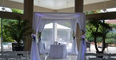 Wedding Chuppah  Party Perfect Boca Raton, FL 561-994-8833
