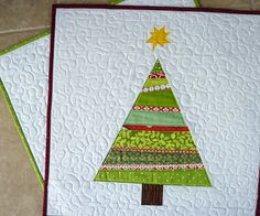 super cute christmas tree wall hanging