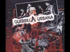 Guerrilla Urbana: el CD recopilatorio de la banda hardcore de Perú.
