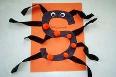 Alphabet Halloween Paper Craft for Kids