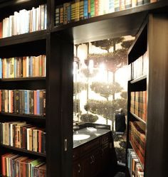Here are 59 home library ideas perfect for your book collection for every bookworm and book collector! Your books will thank you. Read more @ http://glamshelf.com !