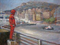 Ayrton Senna Mister Monaco