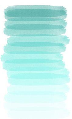 Shades of Aquamarine | Summer Color Inspiration
