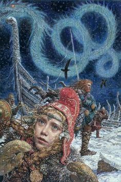 Lomaev Anton - the snow wanderer