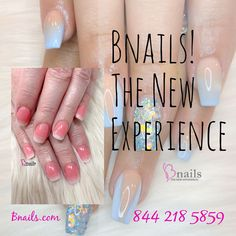 Call for Appointment: 844.218.5859  Book Appointment Online: Bnails.com/appointment Diy Nails, Swag Nails, Anchor Nails, Cute Simple Nails, Best Nail Salon, Rose Nails, Beach Nails, Hereford, Nail Shop