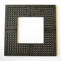 Tree grate -square holes