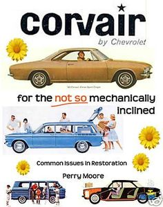 Corvair, by Chevrolet