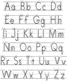 Alphabet, Numbers, Shapes practice sheets | Teacher Teacher ...